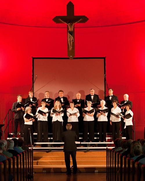 Florilège au Mondial choral de Laval